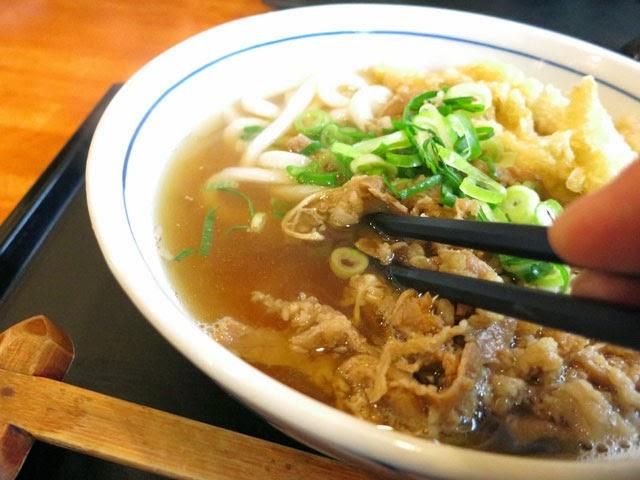 うどんのスープ