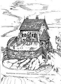 zamek bydlin - rekonstrukcja