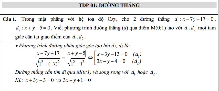 200 bai hinh hoc toa do phang