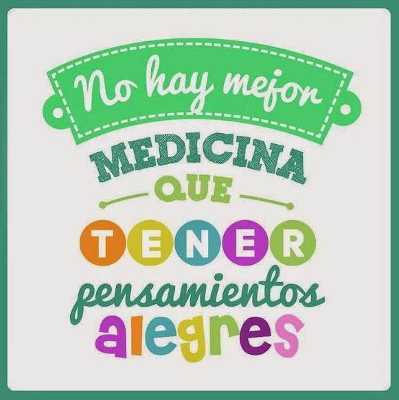 No hay mejor medicina