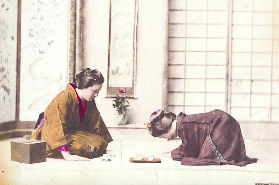 tradisi di Jepang