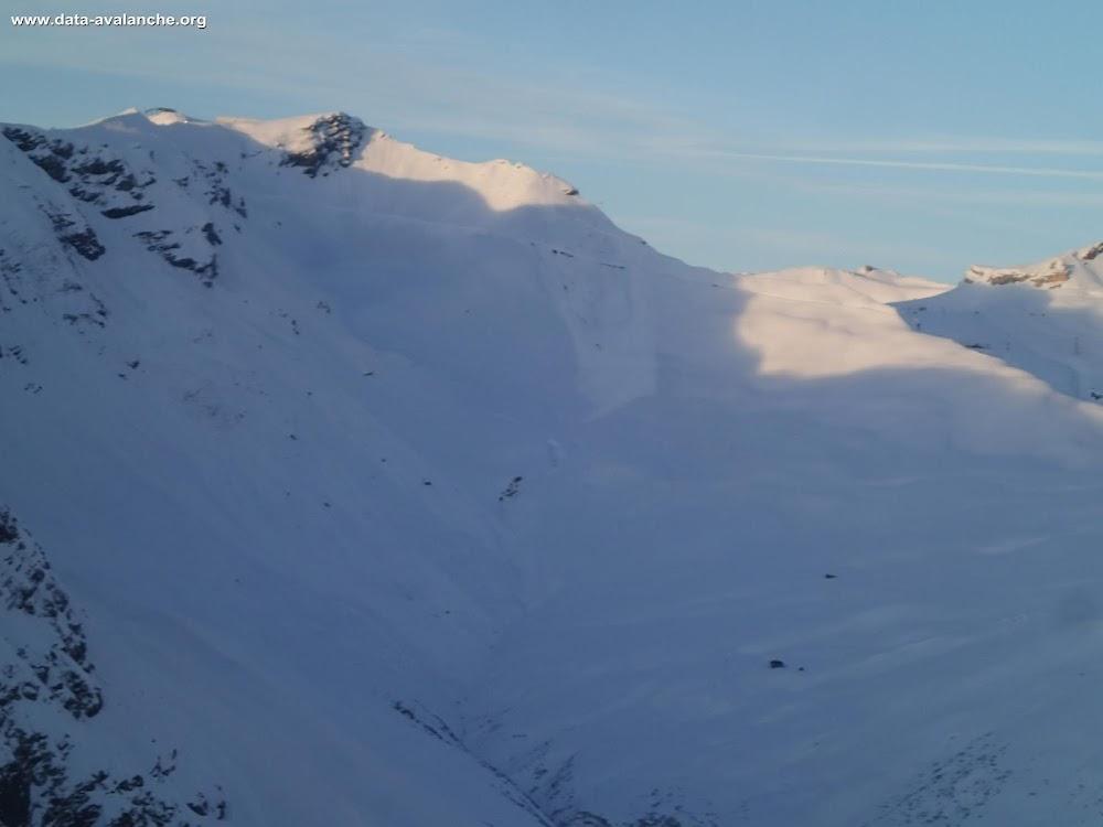 Avalanche Vanoise, secteur Champagny, Roche de Mio - Photo 1