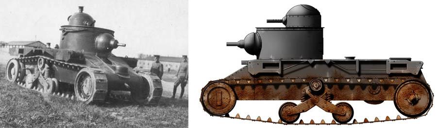 Dark Roasted Blend Strangest Tanks In History Part 2 First World War