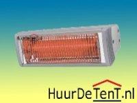 Infrarood Heater - ophangen in de partytent
