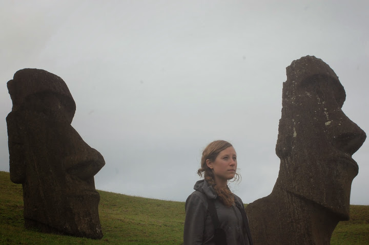 Travel hacking to Easter Island