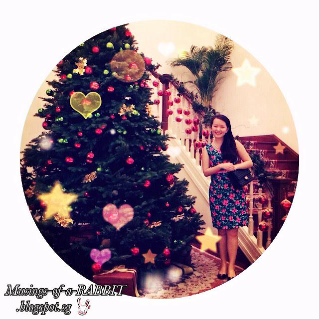 Hotel Lobby, Dazzling, Sparkling, Christmas Tree