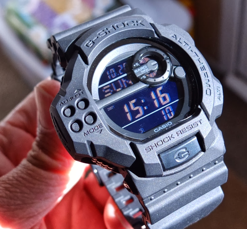 DWF - The Digital Watch Forum • View topic - FS: Casio G-shock
