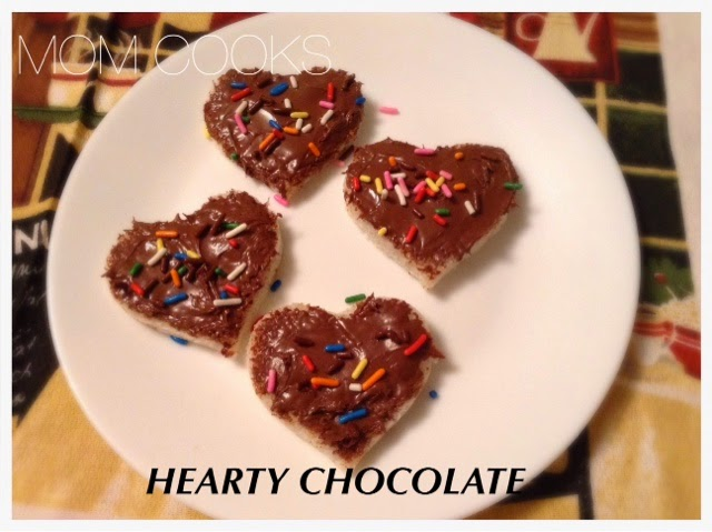 Masterchefmom hearty chocolate you can involve your kids in making them as it is an easy cooking without fire recipe forumfinder Image collections