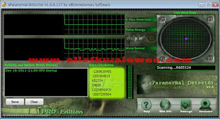 xParanormal Detector [image by @aLiefNK]
