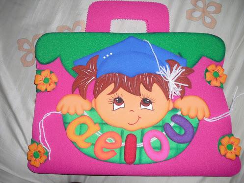 Manualidades carpetas escolares - Imagui