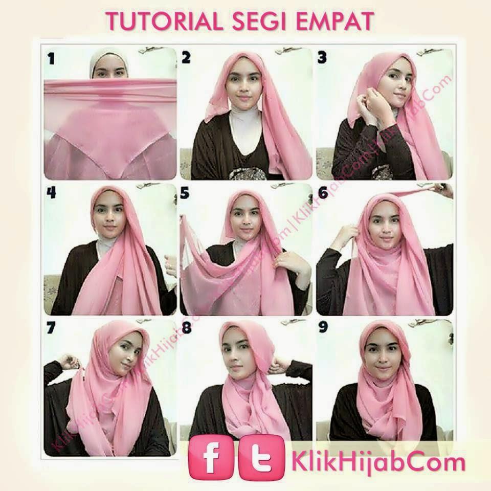 Jilbab Hijab Untuk Kebaya - Hijab Top Tips