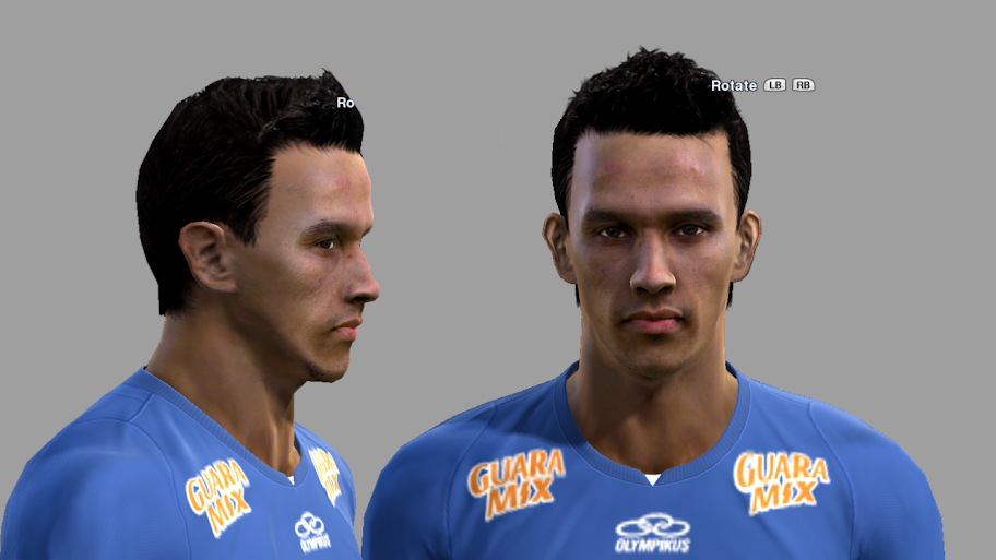 FACE DE HENRIQUE - PES 2013