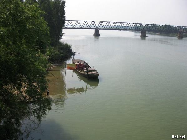 dòng sông La ở xứ NGhệ
