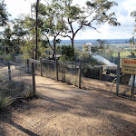 Starting the Mount Portal Lookout walk (151308)