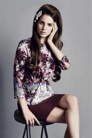 Lana del Rey para H&M NO SOY TU ESTILO