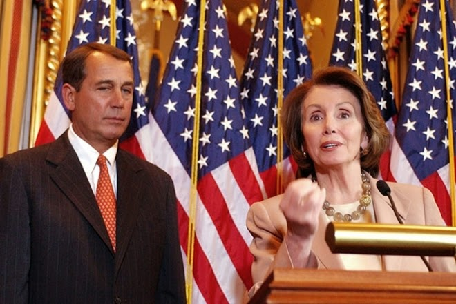 Democrats come out in support of Speaker Boehner