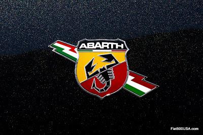 US Fiat 500 Abarth Logo