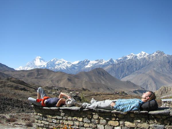 Путешествие в Гималаях