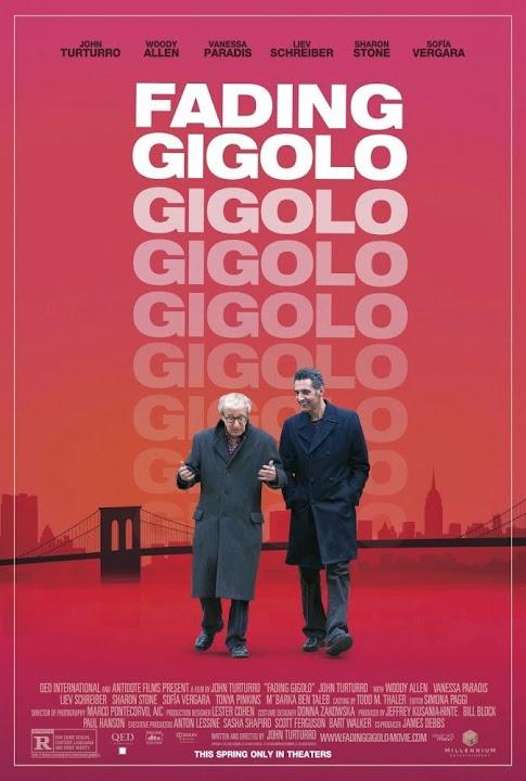 Ερασιτέχνης Ζιγκολό (Fading Gigolo) Poster
