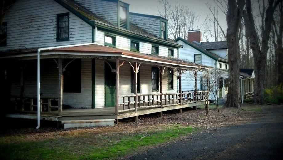 Заповедник Ватчунг и город-призрак Фелтвиль, Нью-Джерси (Watchung Reservation - Feltville Historic District, New Jersey)