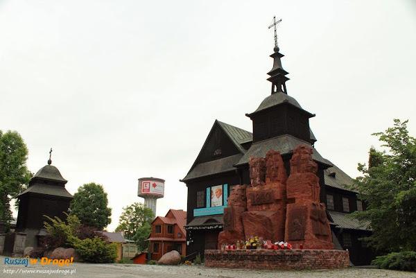 Kościół Najświętszego Serca Jezusowego- Ostrowiec Świętokrzyski
