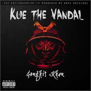 Kue The Vandal - The Genghis Khan