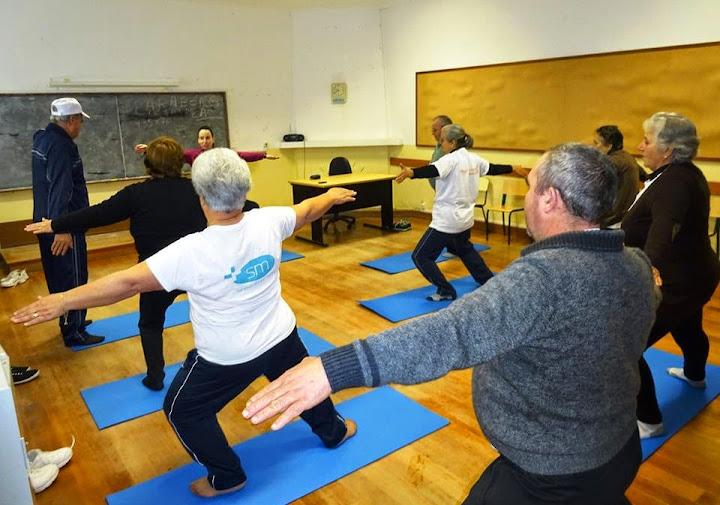 Sénior ConVida regressa com exercícios de pilates para os idosos