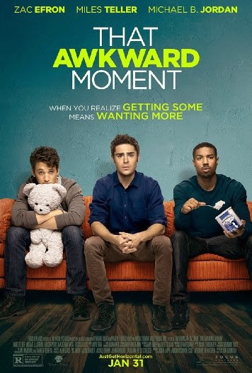 Poster Of English Movie That Awkward Moment (2014) Free Download Full New Hollywood Movie Watch Online At Alldownloads4u.Com