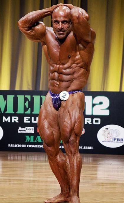 Top Male Bodybuilders Great Posing Videos