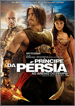 Príncipe da Pérsia: As Areias do Tempo Dublado DVDRip AVI Dual Audio