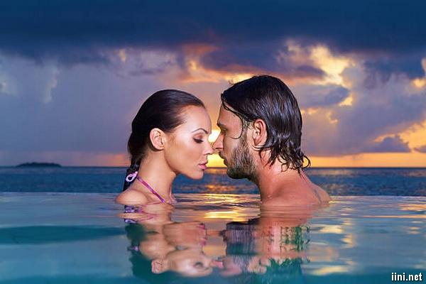 ảnh biển tình yêu lãng mạn nhất