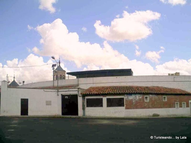 Plaza de toros de Olmedo