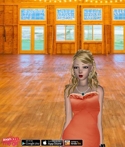 Teen Vogue Me Girl Level 16 - Prom Shoot - Shawn - Snapshot