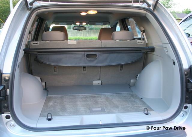 2009 Chevrolet Equinox LT Four Paw Drive