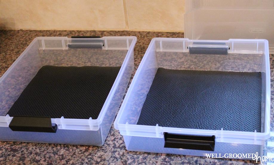 diy tool storage boxes