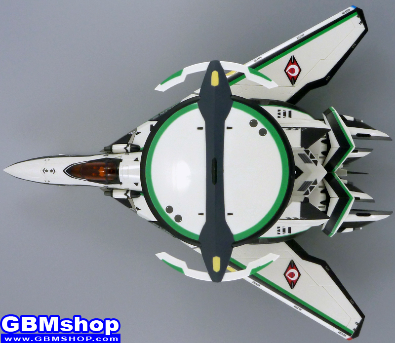 Macross Frontier RVF-171EX Nightmare Plus EX Fighter Mode