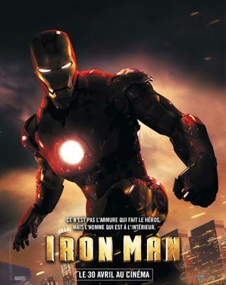Plakat filmu: Iron Man