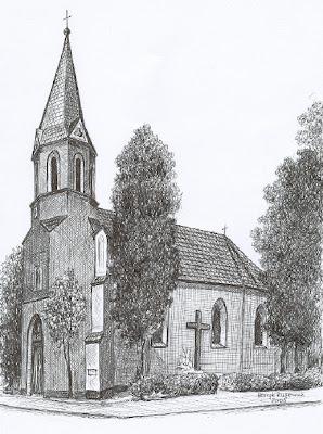 Kościół Trójcy Świętej w Rudnej