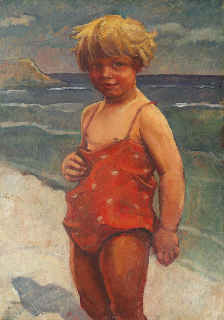 Camil Ressu - La plajă