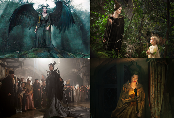 Maleficent (2014) | Frances and Lynne