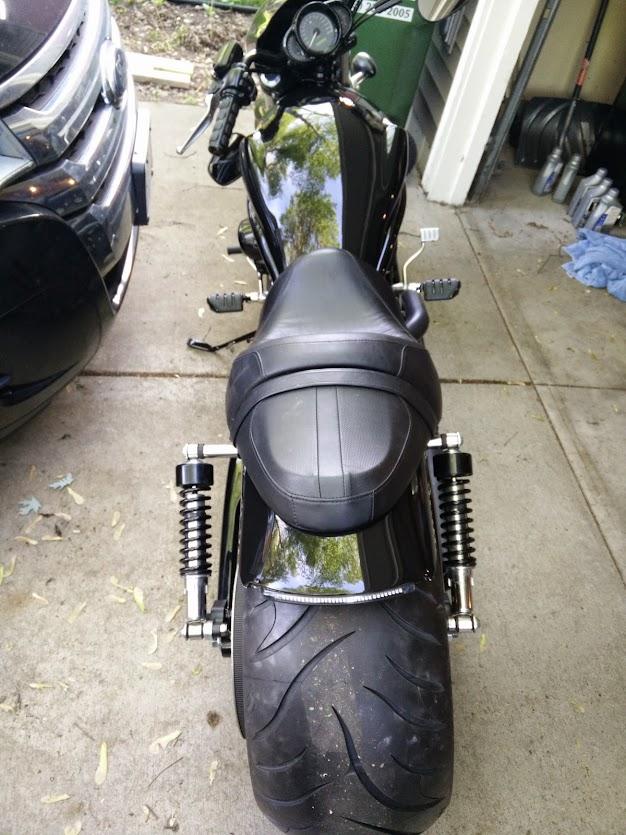 My NRS Build [Archive] - 1130cc com: The #1 Harley Davidson