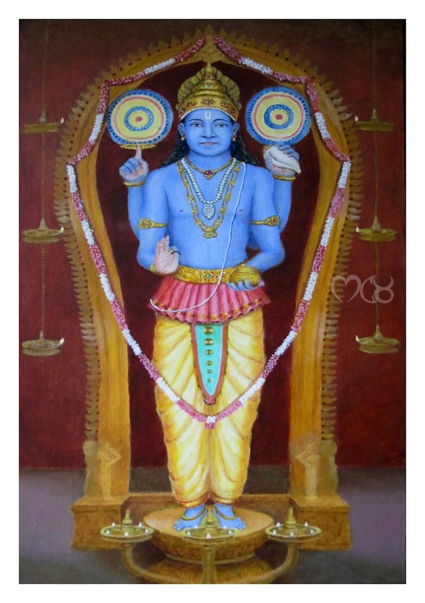 Dhanwanthari Moorthi