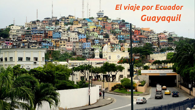 Guayaquil Viaje Ecuador