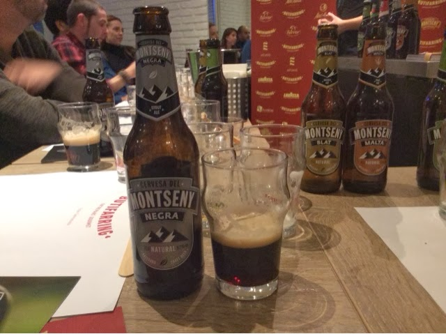 Cerveza Montseny Negra