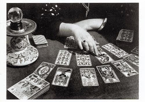 Tarot Is A Game Not Fortune Telling