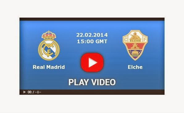 REAL MADRID VS ELCHE, FUTBOL, DIRECTO, ONLINE, STREAMS