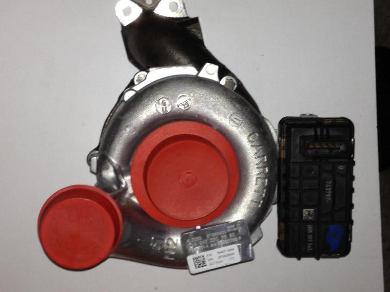 OM 642 + GTB 2260 VKLR