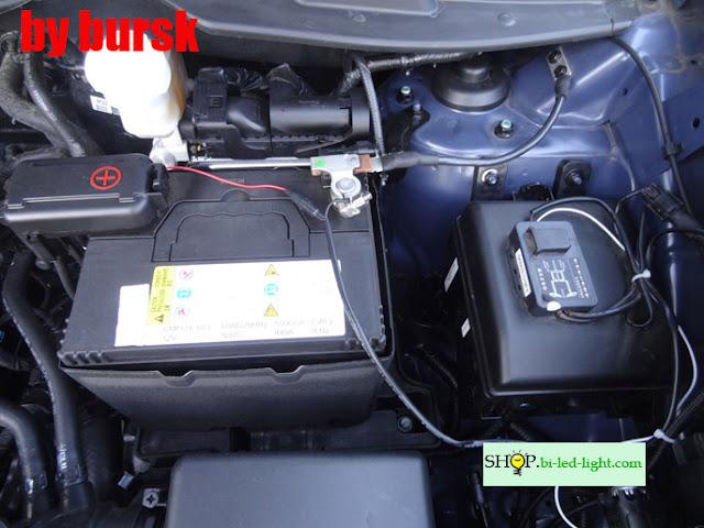 Дневные ходовые огни №1 Hyundai ix35