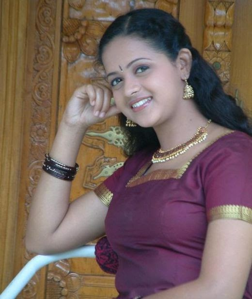A Team South Indian Actress With Exposed Boobs-5960