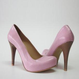 pudra renk ayakkabı